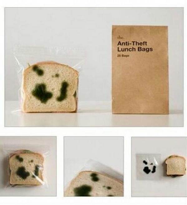 Anti Theft Lunch Bag