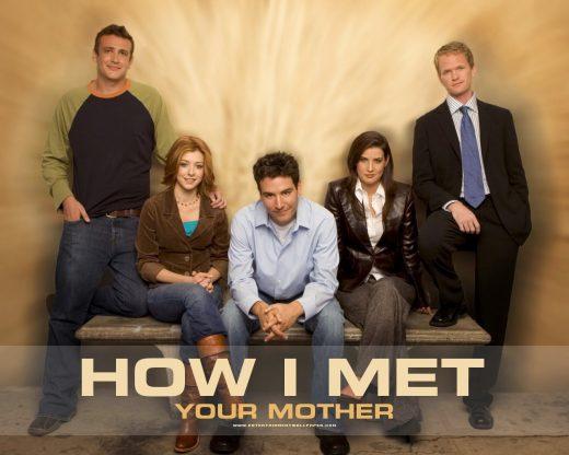 How I Met Your Mother 600x480