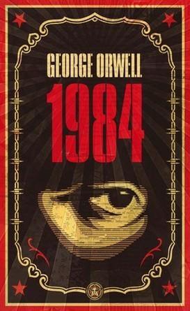 1984 George Orwell Designer Shepard Fairey