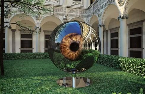 The Architect's Eye Artist Designers Sergei Tschoban And Sergey Kuznetsov