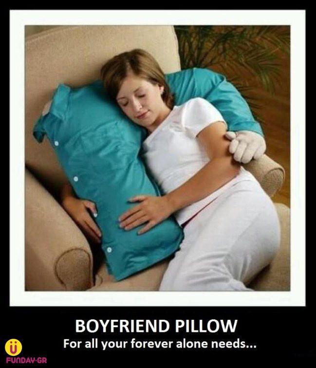 Boyfriend pillow funday1