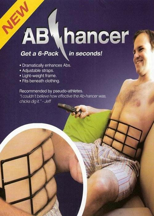 Easy six pack