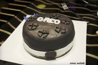 Oreo Cookie Cake E.m 1