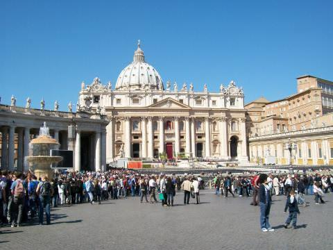 Agios petros vatikano