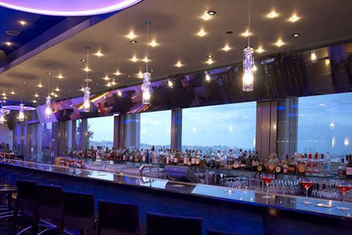 μπαρ με ταράτσα - Galaxy Bar