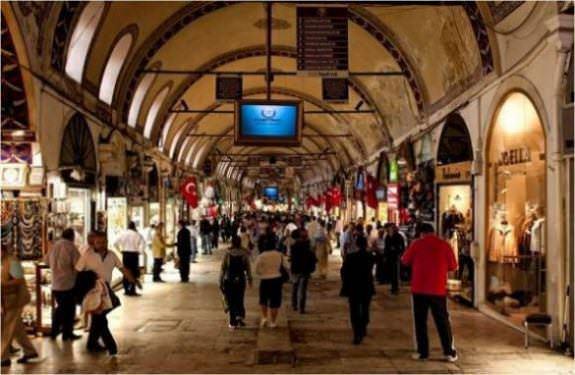 Megalo pazari konstantinoupoli