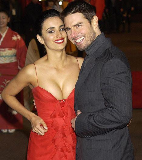 Tom cruise and penelope cruz married 16dd9