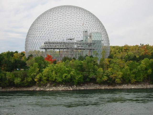 28 33 worlds top strangest buildings biosphere