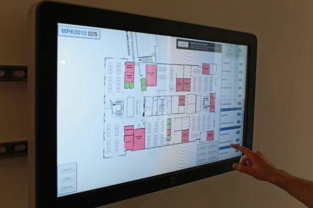 28 inside facebookb Inside the new Facebook headquarters