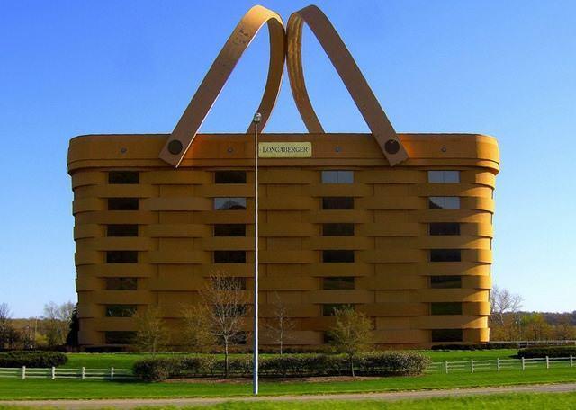 30 33 worlds top strangest buildings basket building