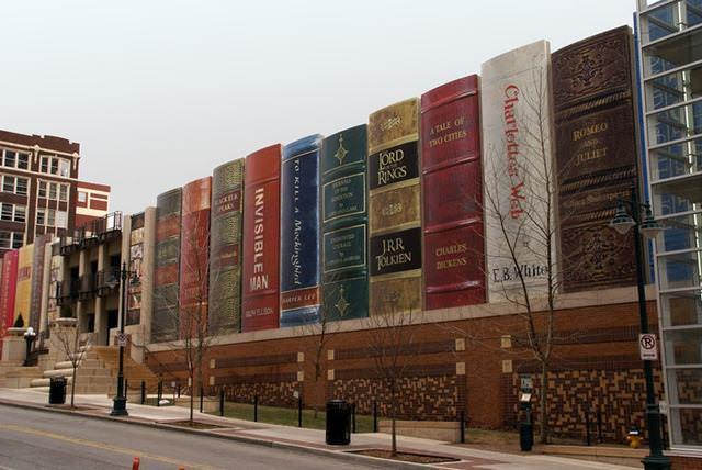 9 33 worlds top strangest buildings kansascity library
