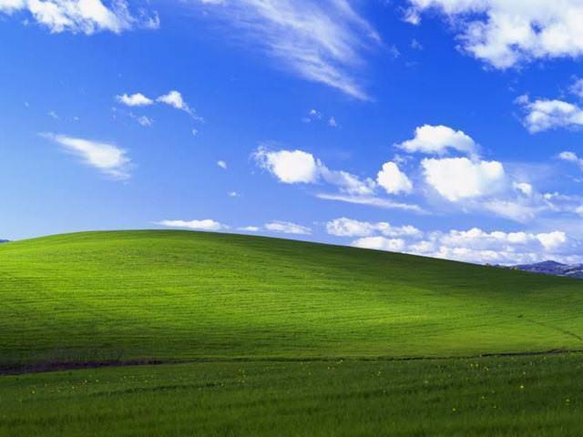 Bliss windows xp desktop wallpaper background charles oreear sonoma county california