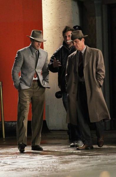Ryan Gosling Josh Brolin Gangster Squad Photos