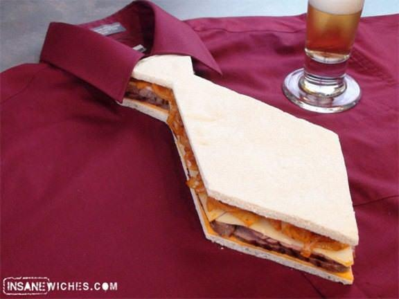 Tie1 576x432 The art of the sandwich (14 pics)