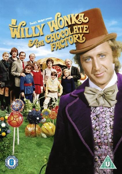 Willywonkaandthechocolatefactory1971poster