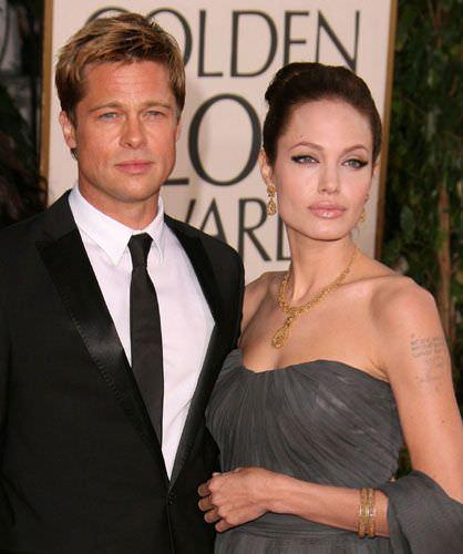 Brad Pitt Angelina Jolie11