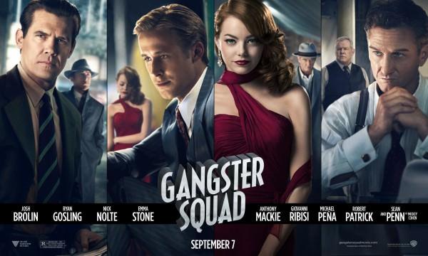 Gangster Squad Poster Banner