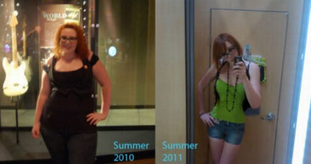 Amazing Transformations. Part 5 (45 pics)