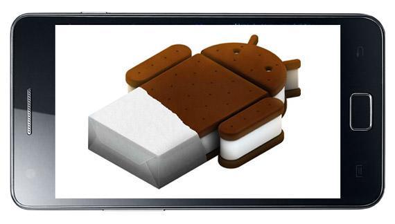 Samsung Galaxy S Ii Ics 1