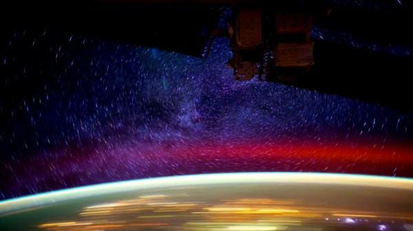 Time Lapse Video International Space Station 1