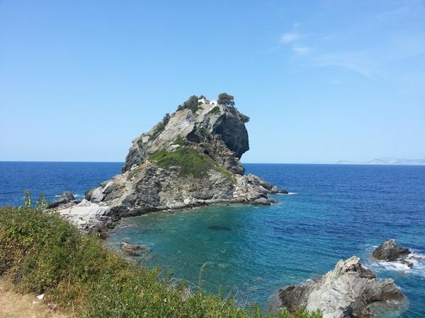 Διακοπές στην Σκόπελο