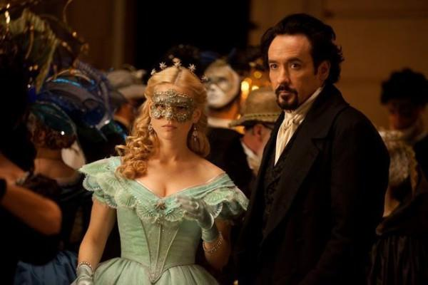 Alice Eve And John Cusack In The Raven 2012 Movie Image 21 600x400