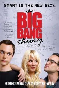 Big Bang Theory Poster 203x3002