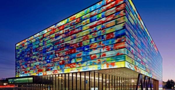 Institute For Sound And Vision Hilversum The Netherlands 600x310