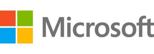 Microsoft New Logo 570