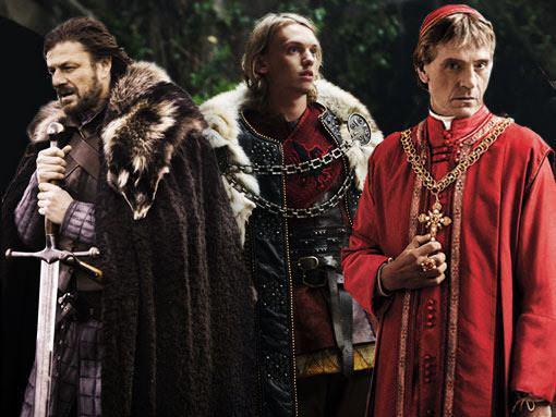 Throns Camelot Bor 510