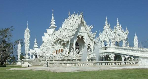 Wat Rong Khun Chiang Rai Thailand 600x321