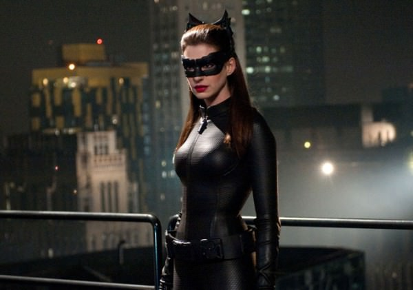 Anne Hathaway The Dark Knight Rises Review