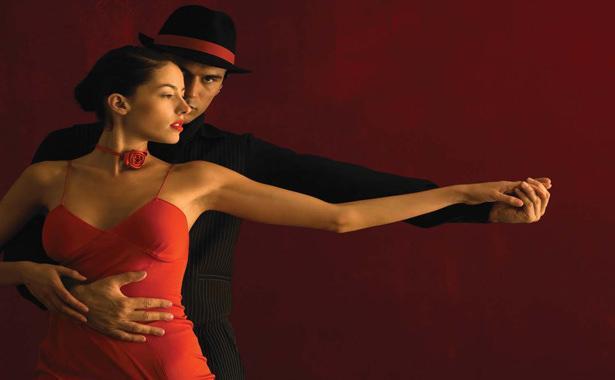 Tango , ένας χορός γεμάτος από πάθος !