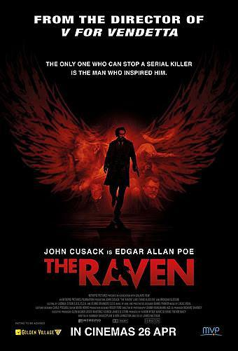 The Raven Poster03