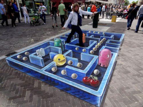 τρισδιάστατη-street-art-3D-11