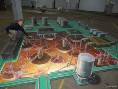 τρισδιάστατη-street-art-3D-2
