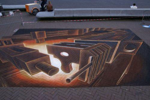 τρισδιάστατη-street-art-3D-4