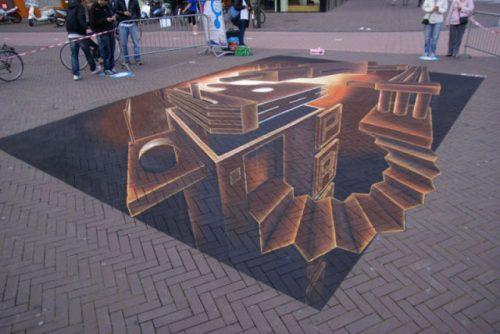 τρισδιάστατη-street-art-3D-5