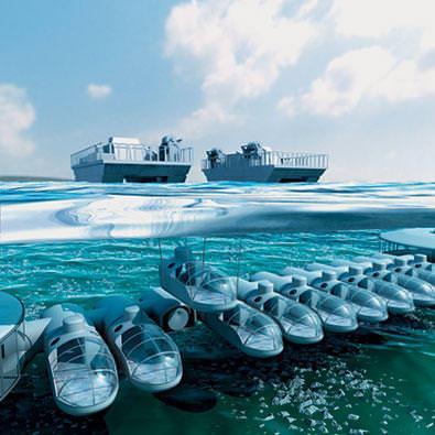 Undersea Ss Repair