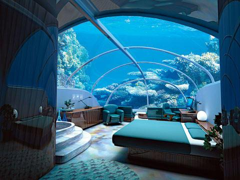 Undersea Ss Room