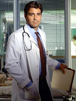 12 Tv Doctors George Clooney1