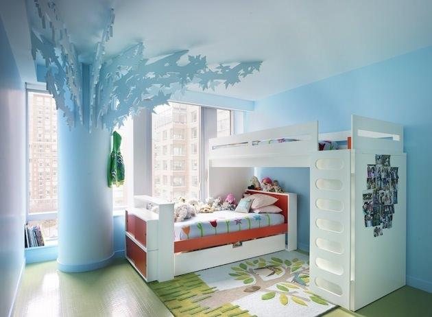 17 Creative And Whimsical Kids Rooms 9