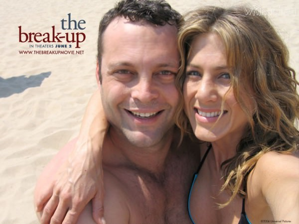 375 The Brake Up Jennifer Aniston Vince Vaughn Plaza Usmiech Bikini