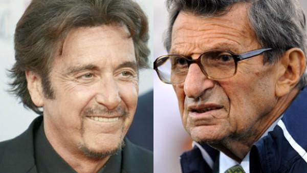 Al Pacino And Joe Paterno 120910 620x350