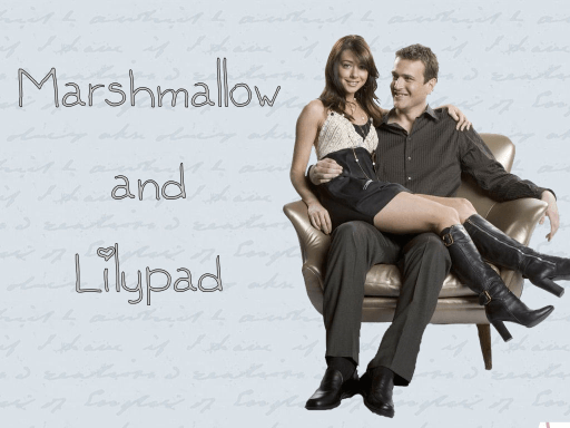 Marshmallow Lilypad How I Met Your Mother 1179203 1024 768