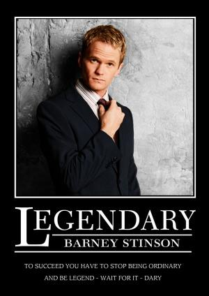 The Bro Code By Barney Stinson From How I Met Your Mother
