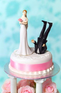 Divorce Cakes 20
