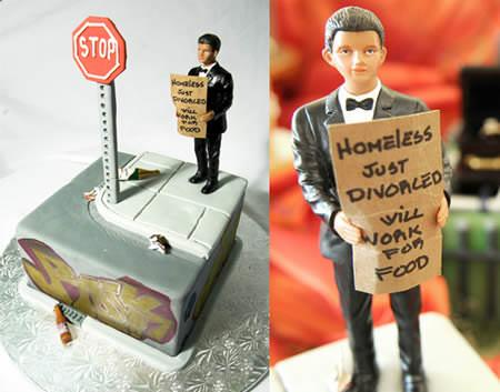 Divorce Cakes 3