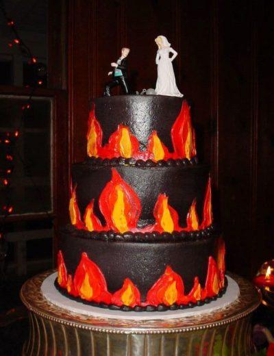 Divorce Cakes 18