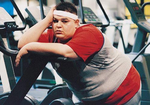 Fat+exerciser